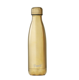 Featured Product Yellow Gold Vacuum-Sealed Water Bottle