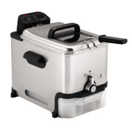 Featured Product Ultimate EZ Clean Oil Fryer