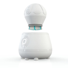 Featured Product Aura Clean Orbital Facial Brush & Cleaning Station