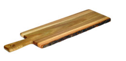 Featured Product Acacia Wood Paddle Serving Board