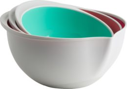 Featured Product Set of 3 Mixing Bowls