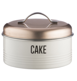 Featured Product Vintage Copper Cake Tin