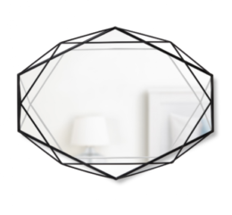 Featured Product Black Prisma Mirror