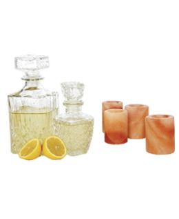Featured Product Himalayan Salt Shot Glasses
