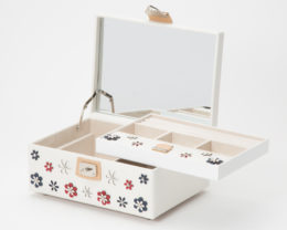 Featured Product Blossom Medium Jewelry Box