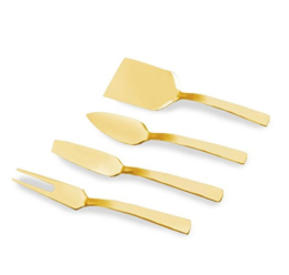 Featured Product Gold Cheese Knives