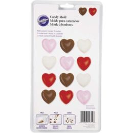 Featured Product Hearts Candy Mold