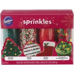 Featured Product Holiday Sprinkles 4-Pack
