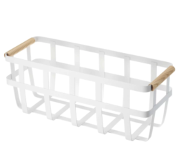 Featured Product Tosca Slim Metal / Wire Basket