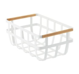 Featured Product Tosca Basket with Wooden Handles