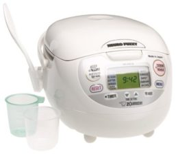 Featured Product Neuro Fuzzy Rice Cooker and Warmer