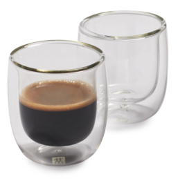 Featured Product Sorrento Double Wall Espresso Glasses
