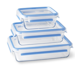 Featured Product Glass Food Storage 6-Piece Set​