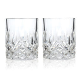 Featured Product Admiral Crystal Tumblers