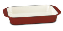 Featured Product Chef's Classic Enameled Cast Iron 14-Inch Roasting/Lasagna Pan