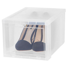 Featured Product Small Drop Front Shoe Box