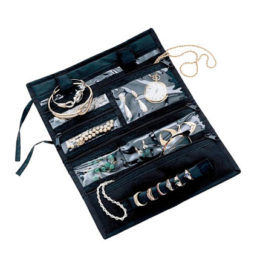 Featured Product Jewelry Roll Travel Bag