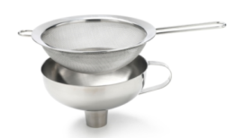 Featured Product Funnel & Sieve