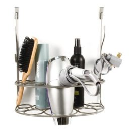 Featured Product myBella Large Over the Cabinet Hair Dryer & Accessory Holder