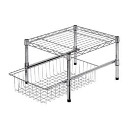 Featured Product Under Cabinet Shelving Rack