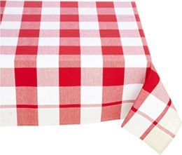 Featured Product Large Check Tablecloth