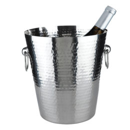 Featured Product Admiral Hammered Ice Bucket