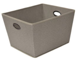 Featured Product Large Wire Frame Storage Bin