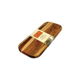 Featured Product Plantation Teak Edge Grain Bread Board