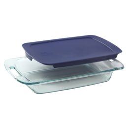 Featured Product Easy Grab 3-Qt Oblong Baking Dish