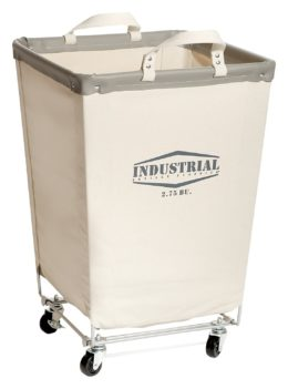 Featured Product Commercial Canvas Laundry Hamper Cart