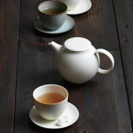 Featured Product Pebble Cup & Saucer