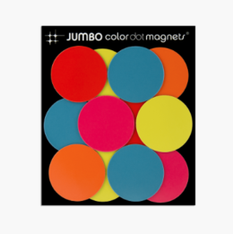 Featured Product Jumbo Color Dot Magnets