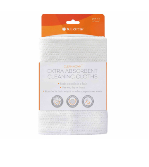 Featured Product Super Absorbent Cleaning Cloths