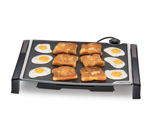 Featured Product Electric Tilt-N-fold Griddle
