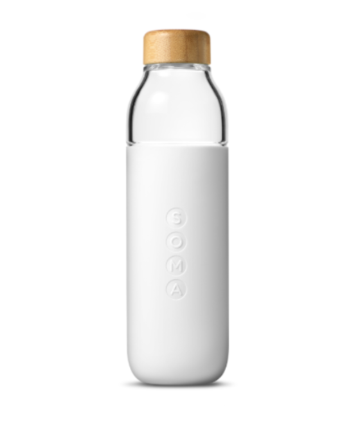 Featured Product Glass Water Bottle