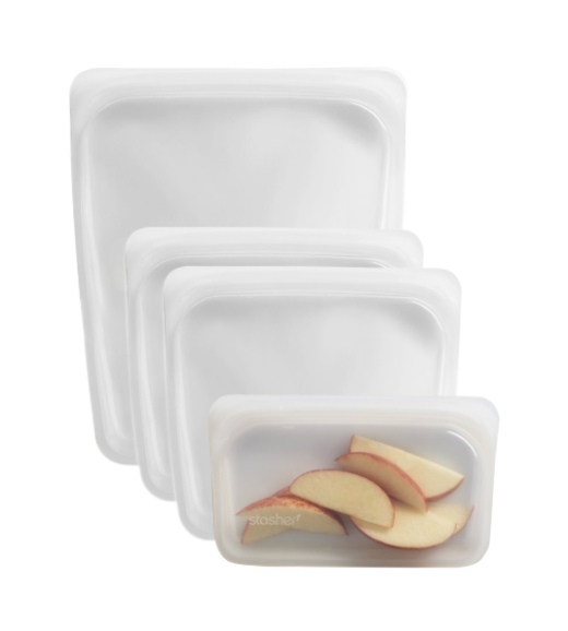 Featured Product Reusable Silicone Storage Bags