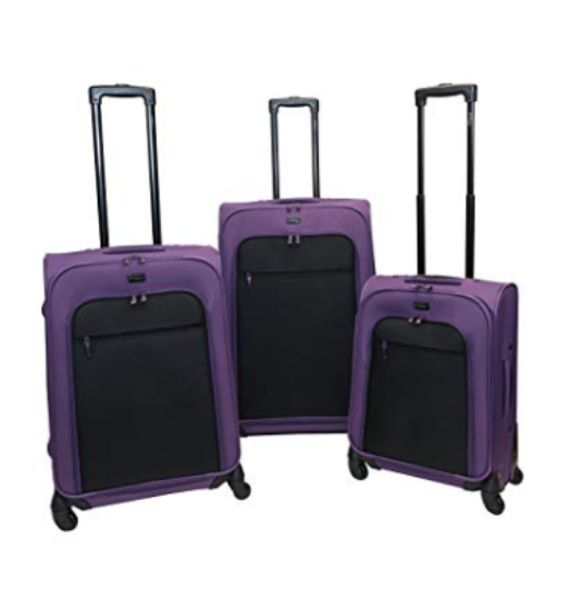Featured Product 3-Piece Modern Suitcase Set