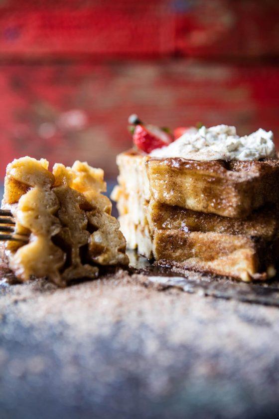 22 Churro Waffles 10