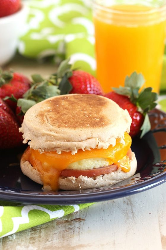 Egg Mc Muffin 13