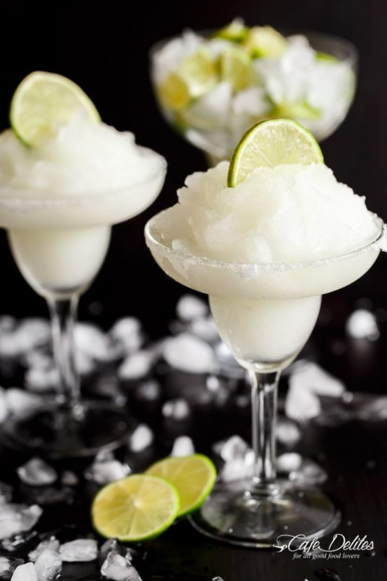 Frozen Margarita Slushies 3