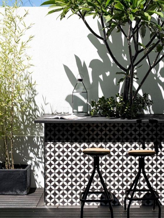 Outdoor Bar Studio Atelier