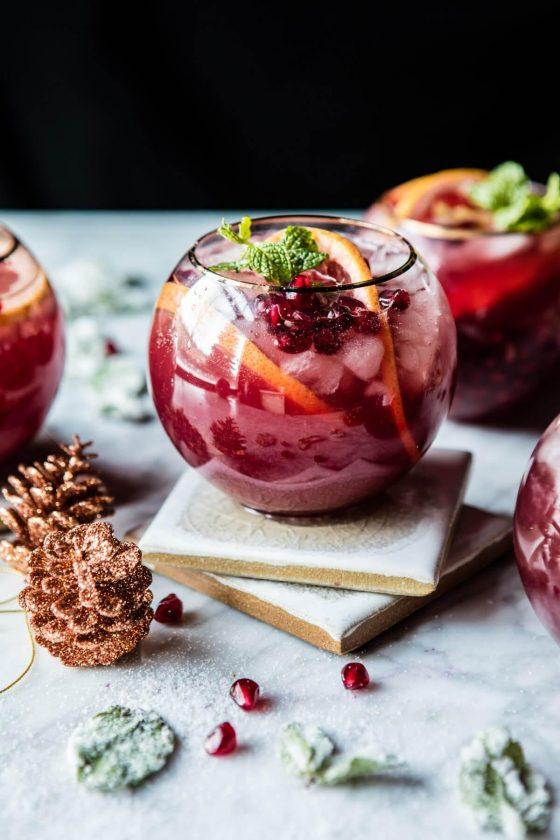 Pomegranate Ginger Paloma 1