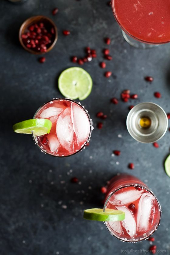Pomegranate Margarita Recipe Web 4