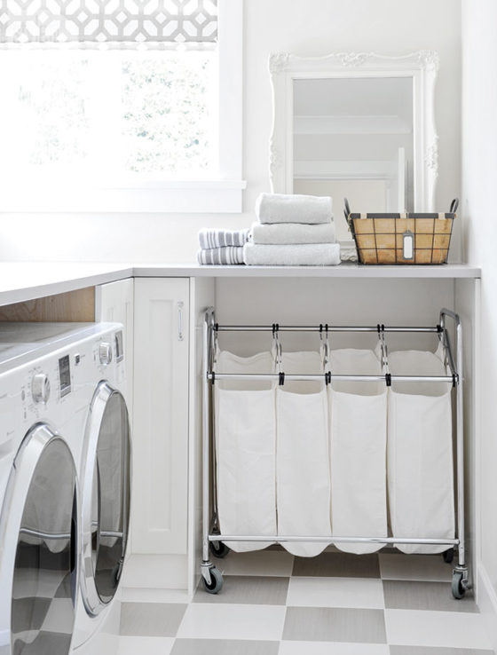 Laundry Room Decorating Inspired Home