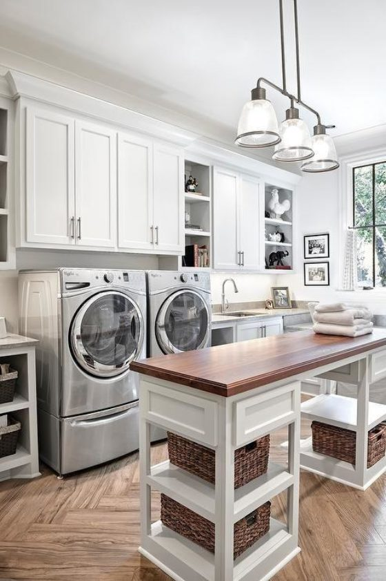 Laundry Room Organization Custom Inspired Home