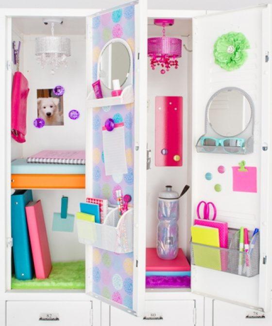Locker Tips Organization Inspired Home