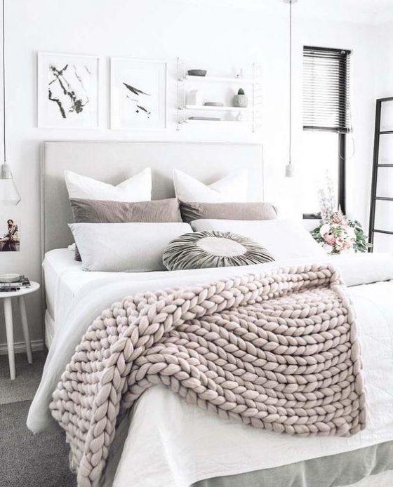 Scandinavian Decorating Bedroom Inspired Home