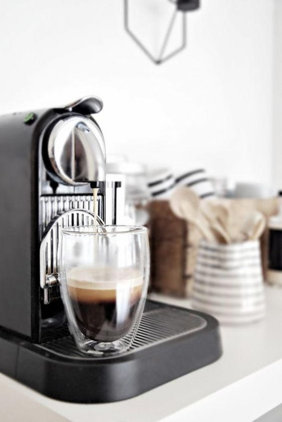 Spring Cleaning Coffee Maker Inspired Home 2