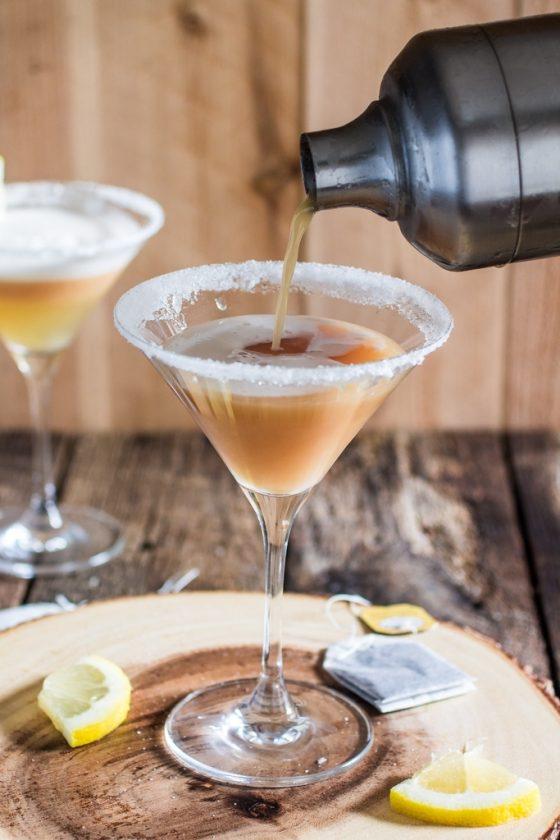 Tea Martini
