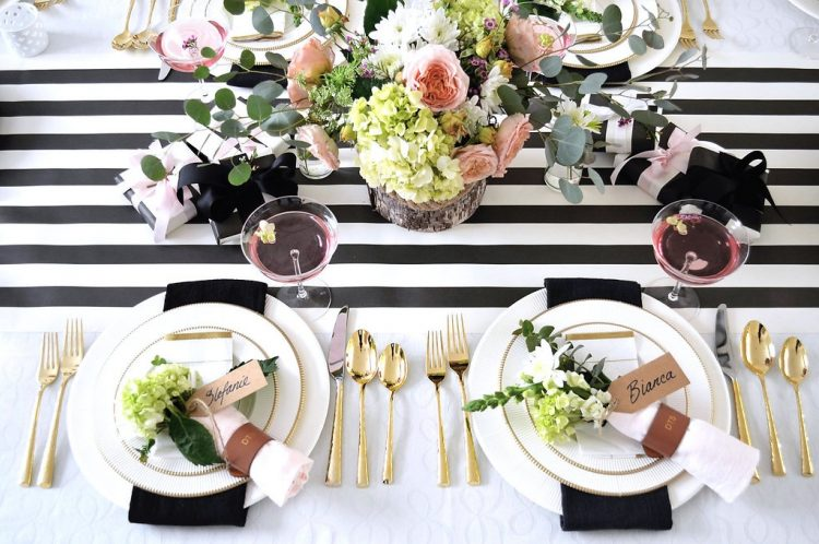 Set a Spring Table & Celebrate!